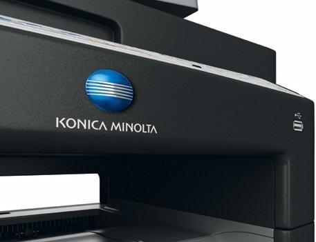 Konica Minolta Bizhub 3320 Copier Printer Scanner