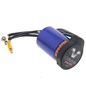 Traxxas 1/10 Stampede 4x4 VXL * 3500kV VELINEON BRUSHLESS MOTOR & CONNECTORS *
