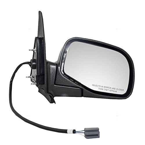 Passengers Power Side View Mirror Replacement for Ford Mazda Pickup Truck ZZM5-69-120