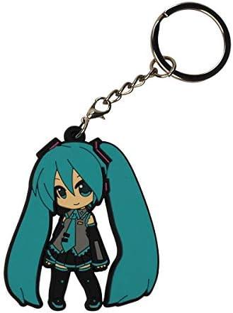 Tree Ornament Miku Figure Keychain Select Yours