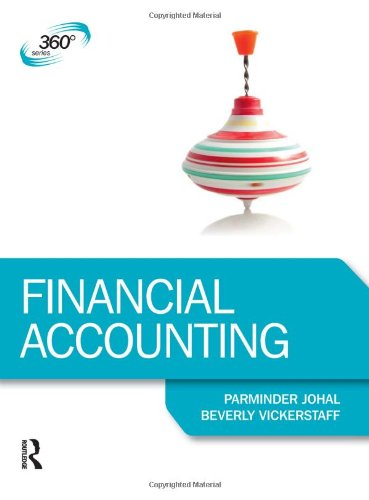 Financial Accounting (360 Degree)