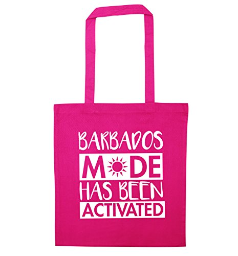Has Barbados Bag Pink Creative Flox Tote Activated Mode Been wx4Xa