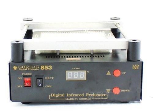 GORDAK 853 High power ESD BGA rework station PCB preheat and desoldering IR preheating station by Generic (Image #2)