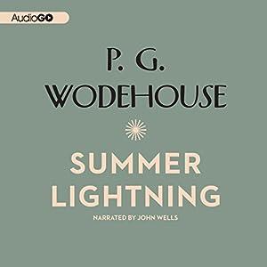 Summer Lightning Audiobook