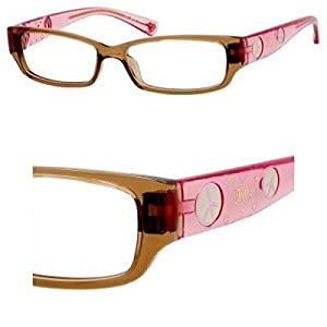 Juicy couture Eyeglasses JC LITTLE DRAMA PINK DJ3 LITTLEDRAMA