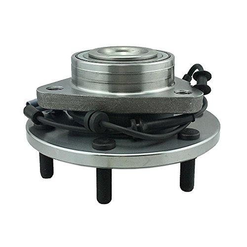 HU515125 x1 Brand New Front Wheel Bearing Hub Assembly - Nissan Titan Wheel