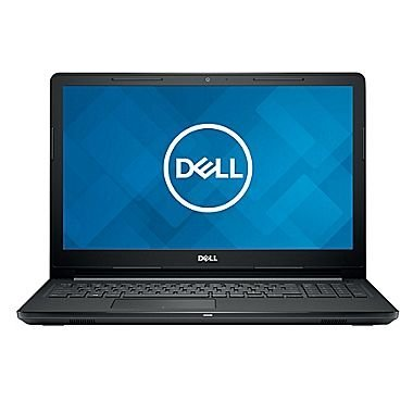 2017 Dell Inspiron 15.6 LED-Backlit HD Laptop – Intel Dual-Core i3-7100U 2.4GHz, 8GB RAM, 128GB SSD, DVDRW, WLAN, Bluetooth, HDMI, Webcam, 3-in-1 Card Reader, MaxxAudio, Win 10