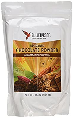 Bulletproof Chocolate Powder 16 oz from Bulletproof