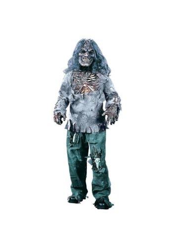 Halloween Corpse Costumes (Zombie Complete Child Costume - (Medium)