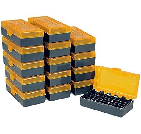 Smart Reloader SMARTRELOADER Caja de Municion #11, 50 municiones en Calibre 9x19.380ACP - Pack Ahorro de 15 Cajas: Amazon.es: Deportes y aire libre