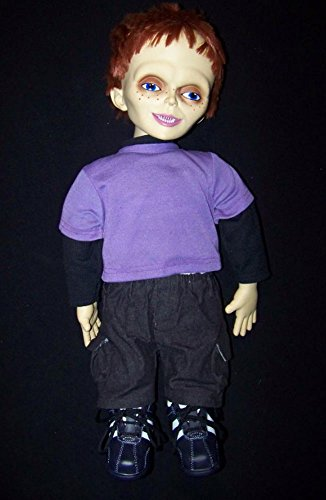 Seed of Chucky Glen Glenda Lifesize Good Guy Creepy Zombie Doll]()