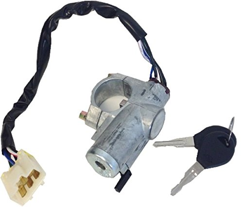 Well Auto Ignition Steering Lock. W/switch Manual Transmission 86,90-94 D21 87-89 D21 95-97 Nissan Pickup 87-95 Pathfinder
