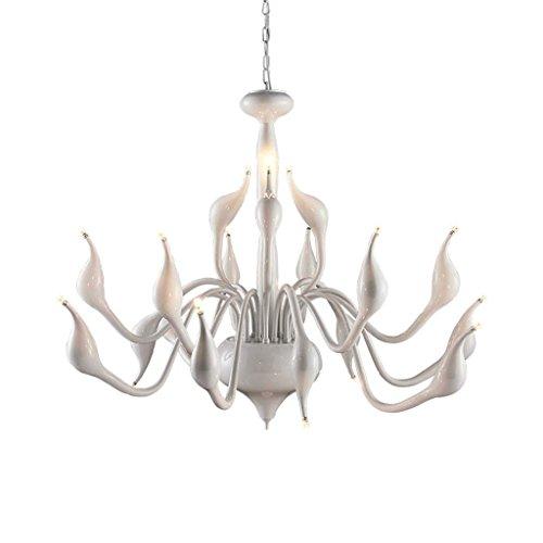 Swan Neck Outdoor Lamp in US - 3