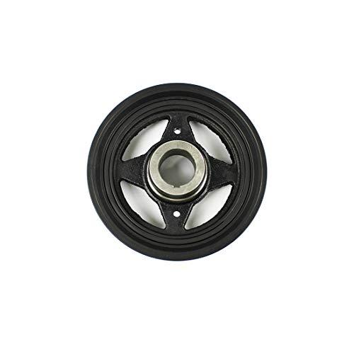 DNJ HBA1374 Harmonic Balancer for 2007-2015 / Nissan/Cube, Juke, NV200, Sentra, Versa / 1.6L, 1.8L, 2.0L / DOHC / L4 / 16V / MR16DDT, MR18DE, MR20DE, MRA8DE / ()
