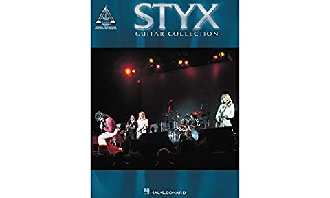Hal Leonard Styx Guitar Collection Tab Songbook (Come Sail Away Styx Anthology)