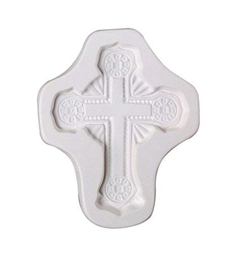 (Ornate Cross Casting Mold)