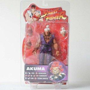 (Street Fighter Series 4 SOTA Exclusive Shin Akuma Action Figure)