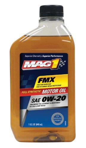 - MAG1 61794-pk6 Full Synthetic 0W-20 SN Motor Oil - 32 oz. (Pack of 6)