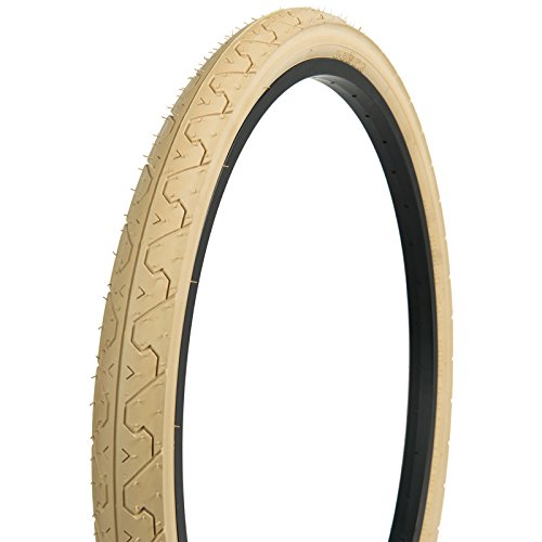 Kenda Tires K838 Commuter/Cruiser/Hybrid Bicycle Tires, Cream, 26-Inch x 1.95 (Best Place For Cheap Tires)