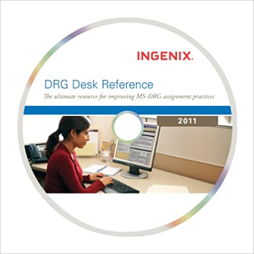 Read DRG Desk Reference eBook CD-ROM 2011 PDF, azw (Kindle), ePub, doc, mobi
