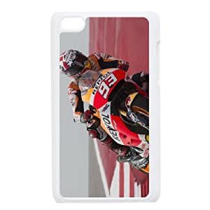 Marc Marquez For Ipod Touch 4 Csae protection phone Case FXU307710