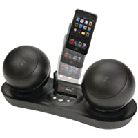 Royal Machines WES 5000 Wireless Docking Speakers for iPod