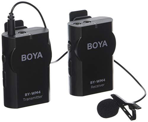 کیت میکروفون بی سیم BOYA [BY025]