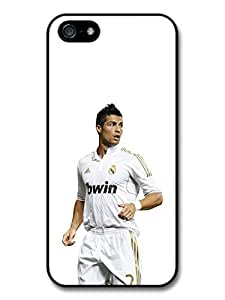 AMAF ? Accessories Cristiano Ronaldo Playing Real Madrid CF Football case for iPhone 5 5S
