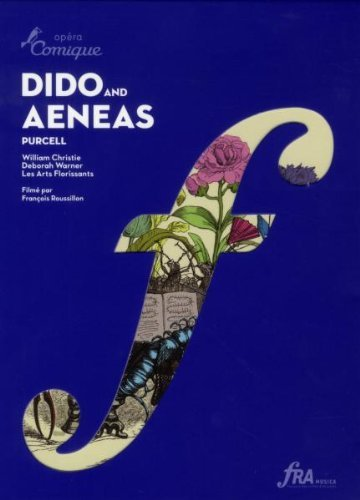 Purcell: Dido and Aeneas (Fiona Shaw/Malena Erman/Christopher Maltman/Les Arts Florissants/William Christie) [DVD] [2009] by Deborah Warner B01I06WTCW