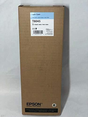 Epson UltraChrome HD Light Cyan 700mL Ink Cartridge for SureColor SC P6000/8000/7000/9000 Series Printers