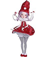 1/6 BJD-poppen SD-poppen Ball Jointed Doll Baby DIY-speelgoed met volledige set kleding Schoenen Pruik Make-up Deluxe Collector-pop BJD volledig beweegbare modepop, beste cadeau voor meisjes