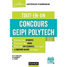 Concours Geipi Polytech : Tout-en-un 2019-2020 (Concours Ecoles d'ingénieurs) (French Edition)