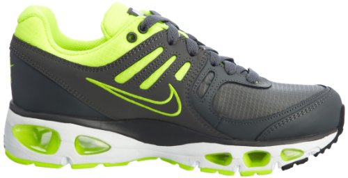 Amazon.com | NIKE AIR MAX TAILWIND 2010 (GS) BIG KIDS 454504-004 (5, DARK  GREY / DARK GREY - WHITE - SOLAR RED) | Running