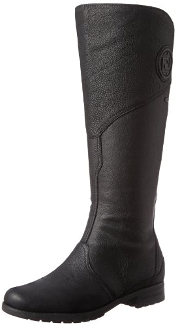 Rockport Womens Tristina Gore Tall Wide Calf Boot Black WP ES 5.5 W. About  this product. 1 watching. Picture 1 of 2; Picture 2 of 2