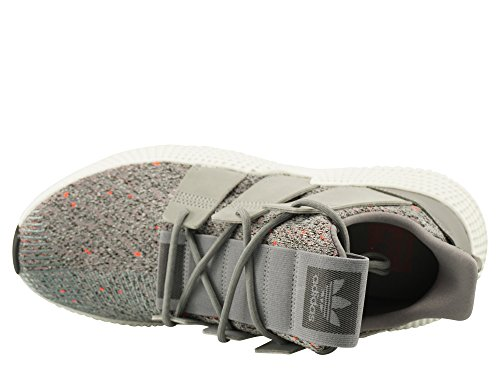 Adidas Prophere Grey Heather White Solid Red 42.5