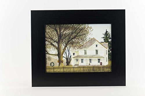 Grandma's House Primitive Country Billy Jacobs Framed Art Decor 13x16
