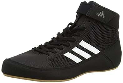Adidas hombre 's estragos wrestling Boots zapatos