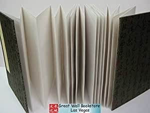 Rice Paper Folding Chinese Book Accordion