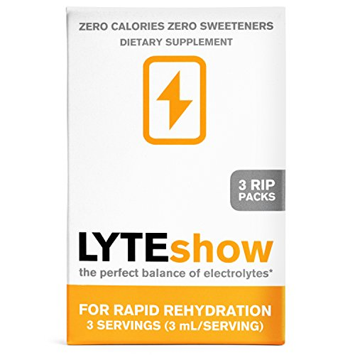LyteShow Single Serving Rip Packs