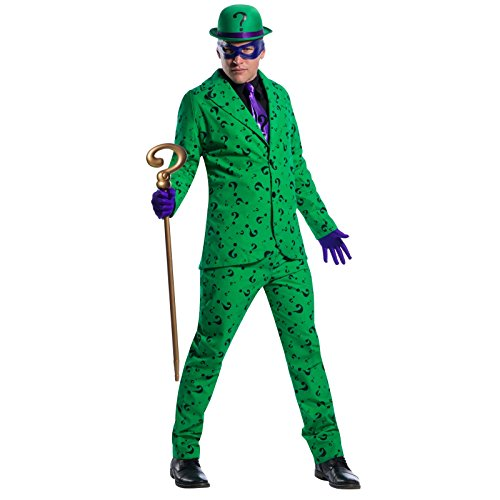 Men's Riddler Costume - XL -