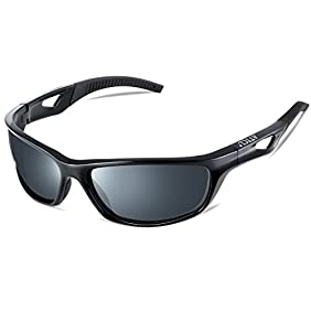 ATTCL Men's Polarized Sunglasses Sports Glasses for Men Cycling Driving Golf