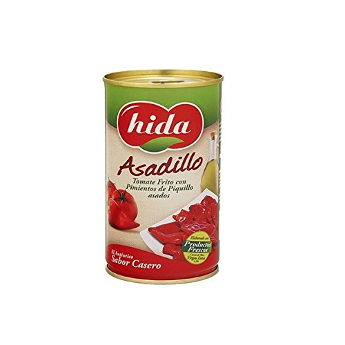 Hida Asadillo Tomate Frito con Pimientos de Piquillo Asados ...