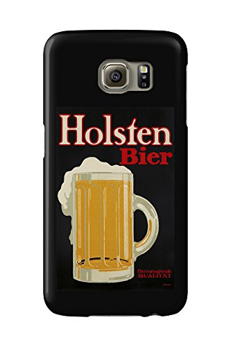 holsten-bier-vintage-poster-artist-klinger-germany-c-1916-galaxy-s6-cell-phone-case-slim-barely-ther