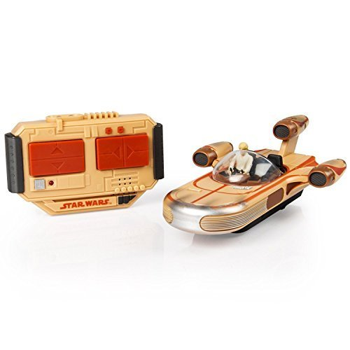 "Star Wars, ""the awakening of the Force"" Star Wars Air Hogs Remote Control X-34 Landspeeder [parallel import goods]"