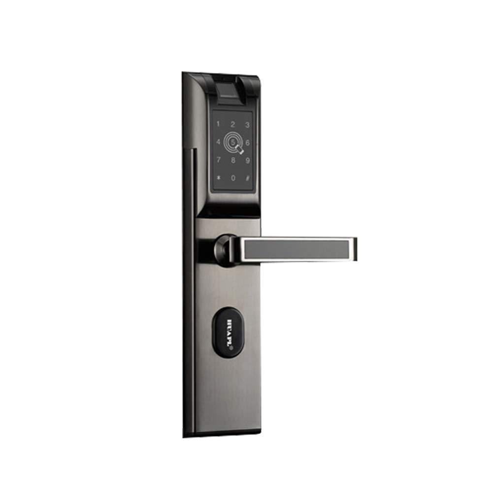 Cerraduras Biométricas De La Huella Digital, Contraseña/Bluetooth/Tarjeta De Proximidad/App Cerradura Dinámica De La Contraseña, Seguridad Sin Llave ...