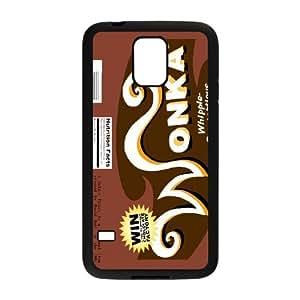 [bestdisigncase] For Samsung Galaxy S6 -Wonka Chocolate Pattern PHONE CASE 20