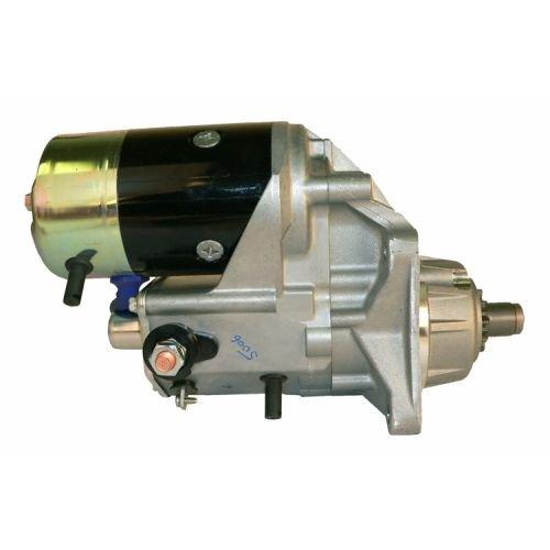 DB Electrical SND0479 Starter For Caterpillar Lift Truck R70, R80 V60F, V80F/ John Deere Engine, Marine Engine / 143-0536, 3E0079, 7C2264, 8T8619, RE40092, RE54090, RE59595, TY24437, TY25972