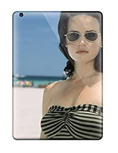 Awesome OpNBwLH12887awhbJ CaseyKBrown Defender Tpu Hard Case Cover For Ipad Air- Carla Gugino 1