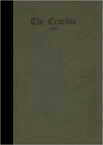 Reprint 1920 Yearbook East High School Columbus Ohio 1920
