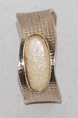 Wow!! Contemporary Bracelet with Fossilized Mammoth Ivory (Mammoth Ivory Jewellery)